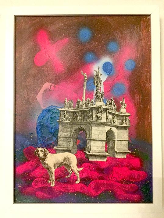 La cruz del perro