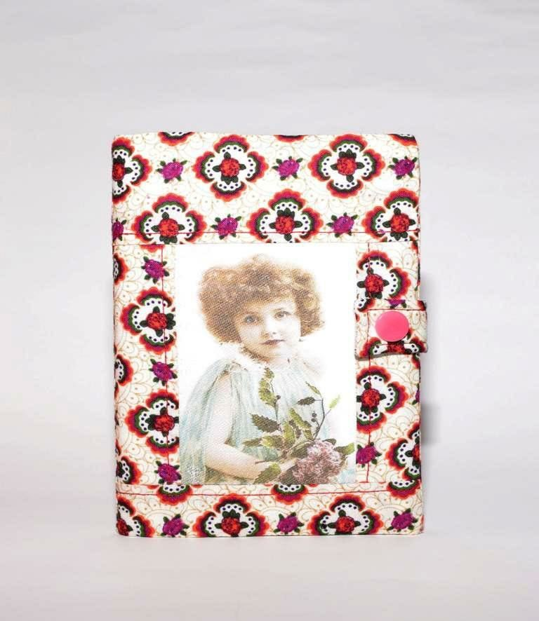 Notebook covers with personalized photo