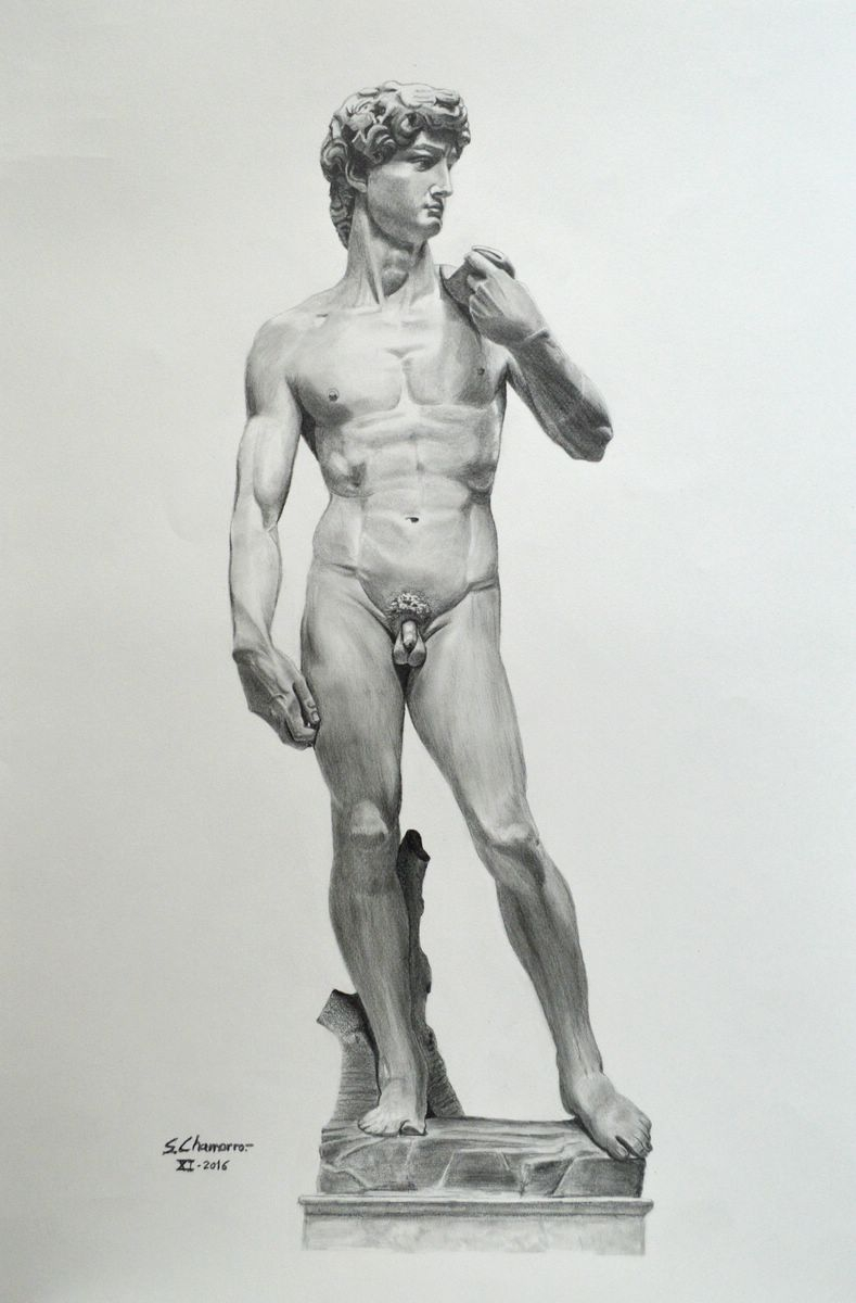 David by Miguel Ángel.