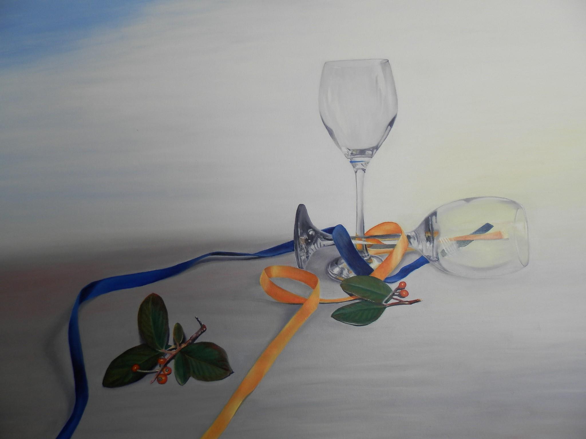 Crystal glasses