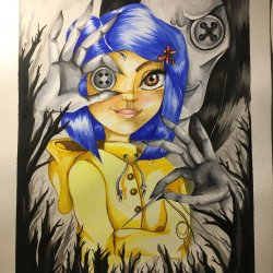Coraline and the other mother