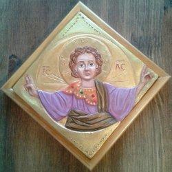 Child Byzantine Jesus