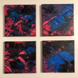 Canvas paintings abstract painting