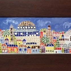 Jerusalem Mosaic (Skyline)