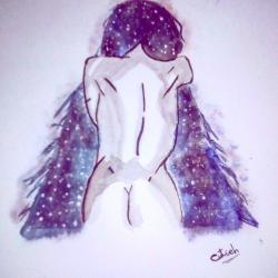 Universo a tus espalda