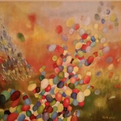 Explosión de globos