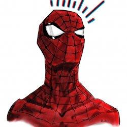 Spiderman sense arachnid