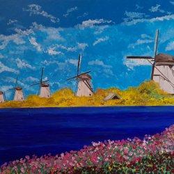 Paisaje holandes