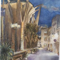 Church of the port, Xàbia