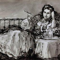 Femme Algerian