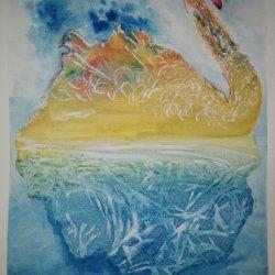 The elegant seashore