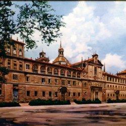 Convent of Our Lady of the Regua-Escolapios-Monforte de Lemos-Lugo