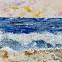 La mañana en el mar