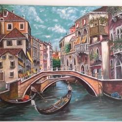 Puentecde Rialto (Venecia Italia)