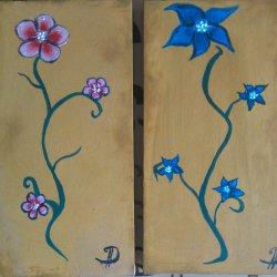 Duo flowers