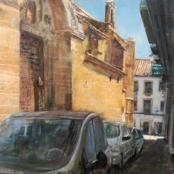 Calle Santa Maria-Bujalance