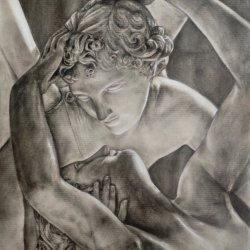El beso de Eros y Psique