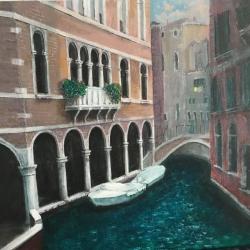 Paisaje Venecia Moderna
