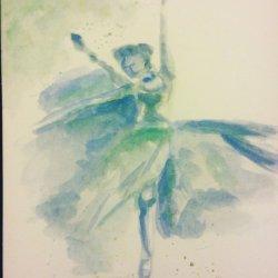 Bailarinafugaz