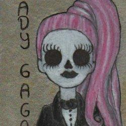 Lady Gaga zombie born this way