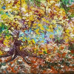 A spring colors (landscape)