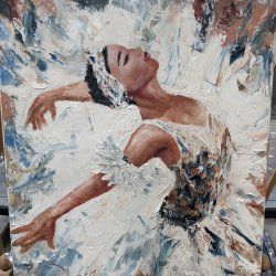 Explosión de bailarina