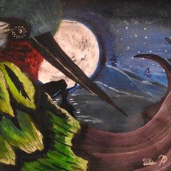 the hummingbird crying
