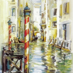 VENICE - TYPICAL Masts