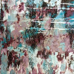 Lynx. Modern abstract landscape paintings for living room