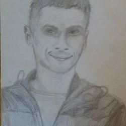 Retrato del hombre