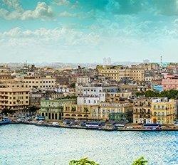 Panorama Bahia de la Habana, Cuba