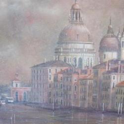 Ref Nº 59 Basílica de Santa María. Venecia 33 x 46 cm.jpg