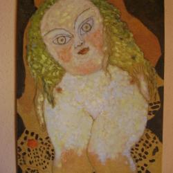 Eva, según Klimt