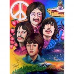 A través de un Universo (Beatles)