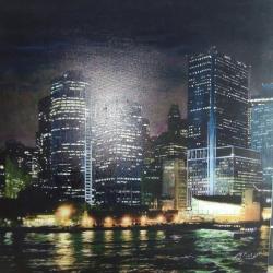 2016-03-15 14.58.51Pintura a Oleo,70x70 vista nocturna de Nueva York 3.000€.jpg