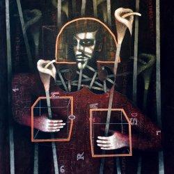 Prisoner of your gaze