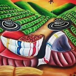 Quindio coffee plantation - Colombia