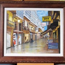 Calle Real de A Coruña