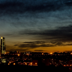 4 Torres Skyline