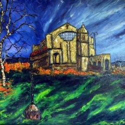 Santuario de Urkiola.