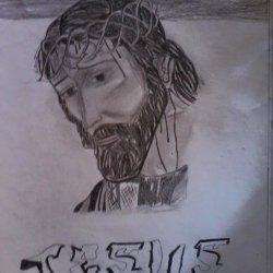 Sad jesus