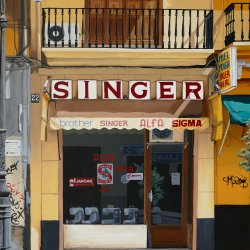 SINGER Valencia