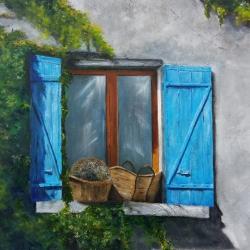 Baskets window