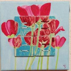Botones flores