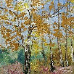 Set in autumn