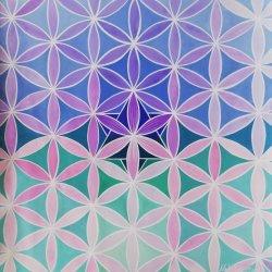 Sacred geometric and  deities