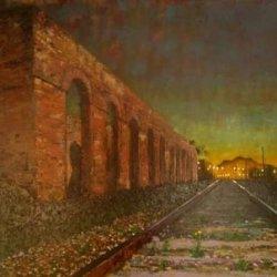 Antigua estación de Xàtiva