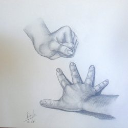 """from the series """"hands"""" 2"""