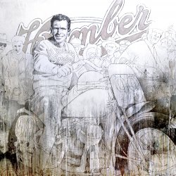 Humber motorcycle