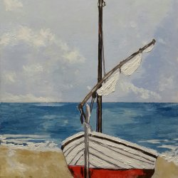 Reposo de la barca